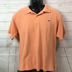 Vineyards Vines Polo Shirt Men's L